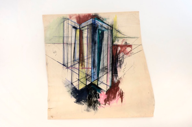 _DSC4041 Galerie ALMA TJEERD ALKEMA dessins 2014Luc Jennepi