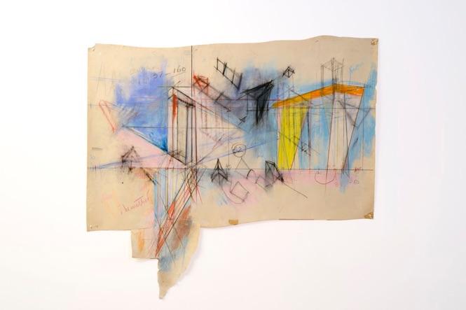 _DSC4231 Galerie ALMA TJEERD ALKEMA dessins 2014Luc Jennepi
