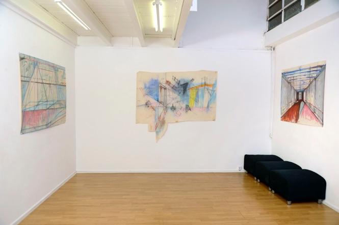 _DSC4238 Galerie ALMA TJEERD ALKEMA dessins 2014Luc Jennepi
